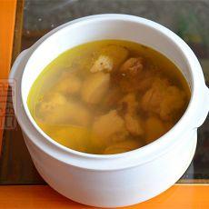 西洋参鸡翅汤的做法