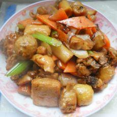 火锅料烧鸡腿的做法