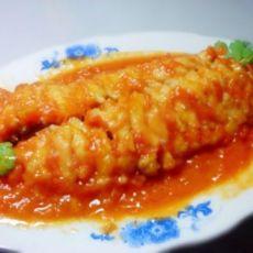 茄汁棒子鱼