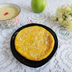薏米南瓜饼