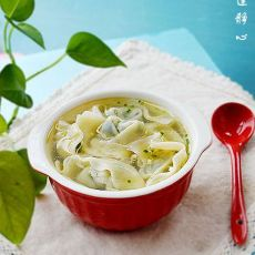 上海菜肉大馄饨