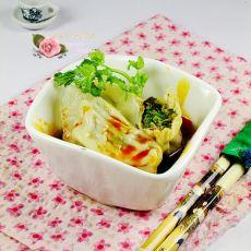香菜胡萝卜饺子的做法步骤