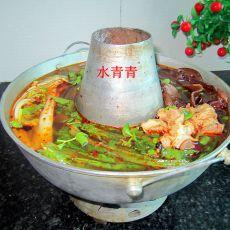 红油排骨锅的做法