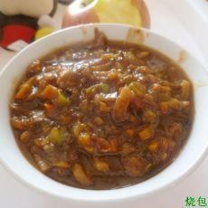 香菇辣椒酱的做法