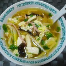 酸辣汤的做法