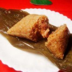 黑椒排骨粽的做法