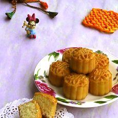 广式椰蓉月饼的做法