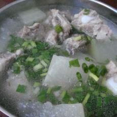 (原创首发)冬瓜排骨汤的做法