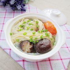 鲜菇大骨汤