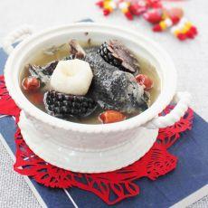 黑玉米马蹄乌鸡汤的做法