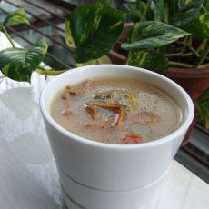 金虫草鲈鱼汤