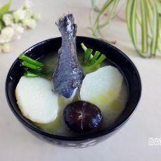 天麻乌鸡汤的做法