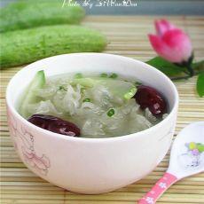 黄瓜银耳汤的做法