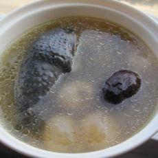 红枣桂圆乌鸡汤的做法