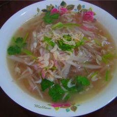 清淡萝卜汤的做法