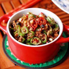 蒜蓉豆豉辣椒酱