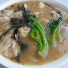 大虾鲜肉馄饨的做法