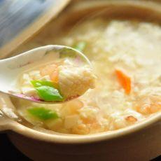 三鲜豆腐煲的做法