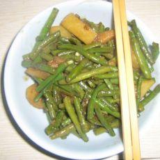 干焖长豆角土豆的做法