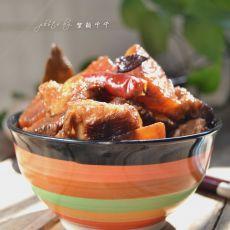 猪踭焖白萝卜的做法步骤