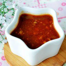 西式黑胡椒汁的做法