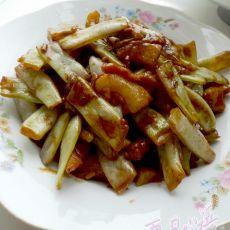 酱烧芸豆的做法