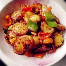 麻辣干锅土豆的做法