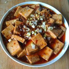 香辣麻婆豆腐的做法