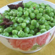 五香豌豆的做法步骤
