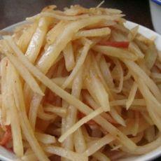 茄汁土豆丝