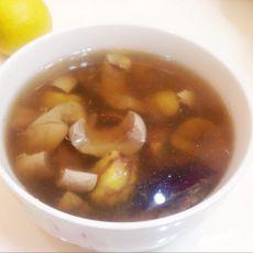 板栗猪腰汤