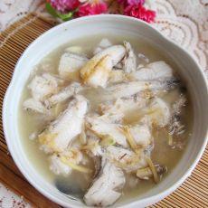 胡椒汤潺鱼的做法