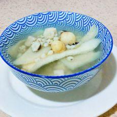 四神猪肚汤+凉拌猪肚——一汤一肉一锅出的做法